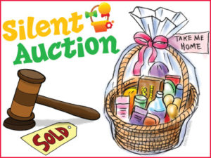Silent Auction May 15, 2019 Image